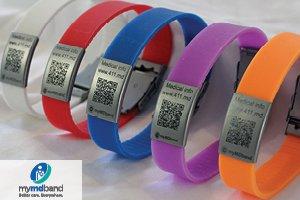 MyMDband – הצמיד הרפואי החכם